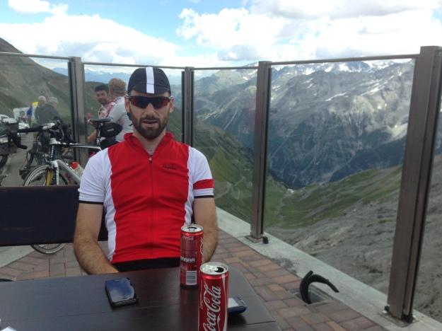 Coke matches my top, huge win.