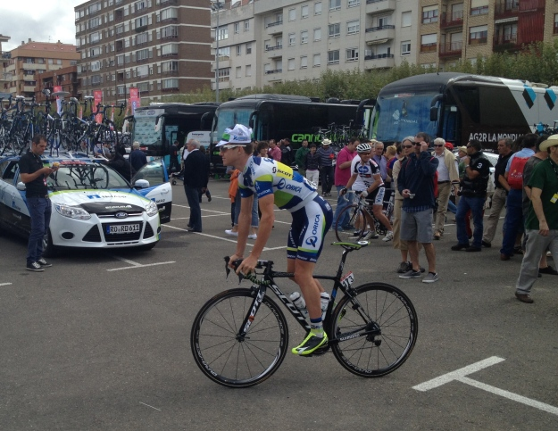One of the Orica boys