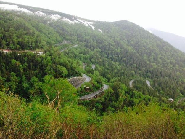 Jap alps - Norikura DH